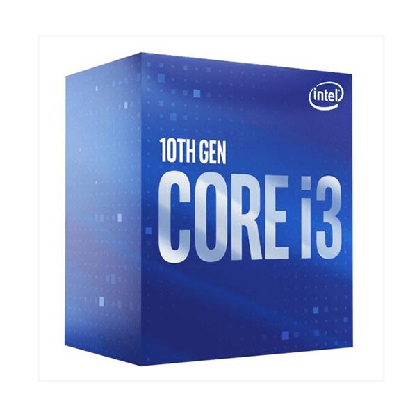 Intel Core i3 10100F
