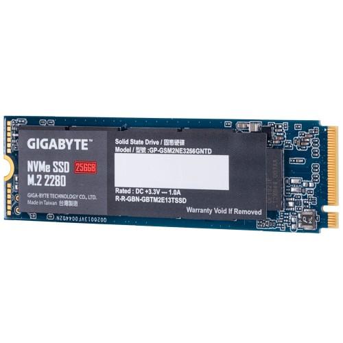 Gigabyte 256GB NVMe