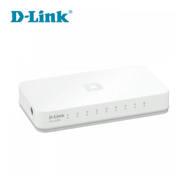 D-Link DES-1008 C 8-port