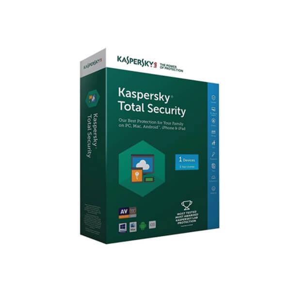 Kaspersky Total Security 1-User