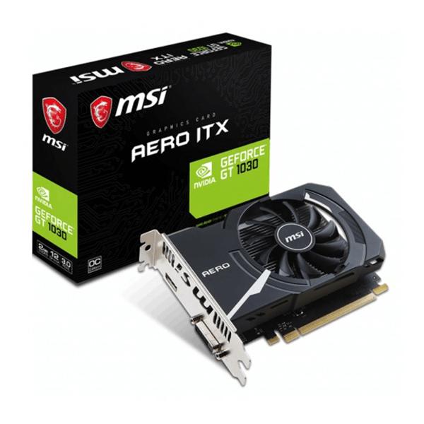 MSI GeForce GT 1030 AERO ITX OC
