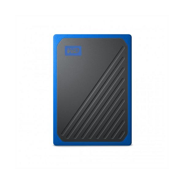 My Passport Go Cobalt 500GB
