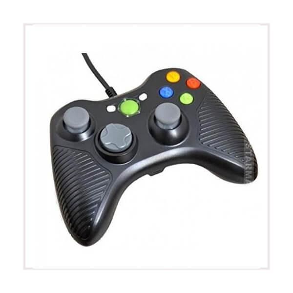KEY FEATURES Turbo, clear and auto function. 2 vibration engines, dual vibration function. 8 directional buttons +12 fire buttons=2 analog sticks 2 Vibration engines, dual vibration function