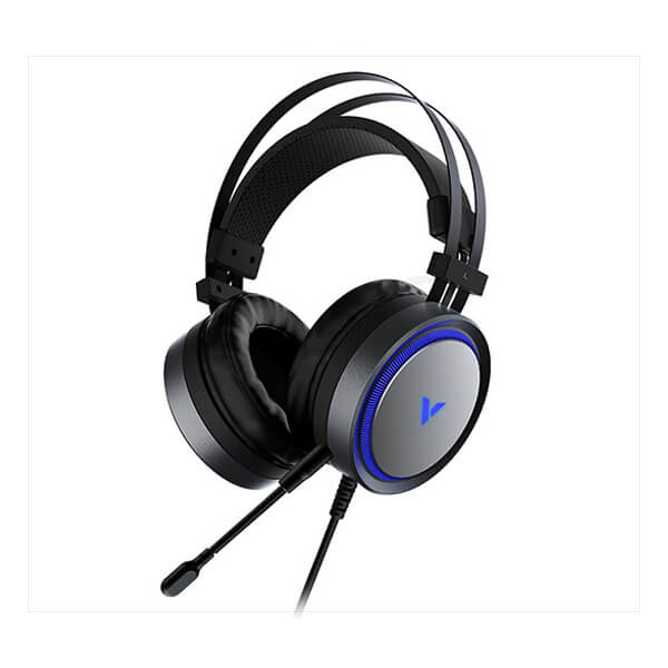 Rapoo VH530 Virtual 7.1 Gaming Headset Specifications : Product Model/Name: VH530 Virtual 7.1 Channels Gaming Headset Product Positioning: Middle Level Transmission mode: Wired Port: USB Port Support Voice Calls: Yes Backlit: RGB LED Product dimension(L*W*H mm): 165X105X235 Cool LED backlight Virtual 7.1 channel audio output brings you stunning surround sound experience. ENC single microphone de-noising function, clear and stable call. Microphone mute function Ultra-strong and durable materials. Noise-isolating over-ear design with soft and comfortable earcups. Lightweight design with headband suspension system No drive, plug and play Hi-Fi level gaming headset, with powerful functions,excellent work,suitable for who have high quality requirements. **01 Year Warranty. What is the Rapoo VH530 Virtual 7.1 Gaming Headset Price in BD? Tech Land BD offers you Rapoo VH530 Virtual 7.1 Channels USB Surround Sound Gaming Headset with the best price in Bangladesh Which, is your budget-friendly. We also offers you free gift or free installation with this Rapoo VH530 Virtual 7.1 Channels USB Surround Sound Gaming Headset. Order Online for nationwide cash on delivery or visit our Shop. Follow us on Facebook for regular updates and offers. Subscribe our Youtube channel for reviews of gadget Products.