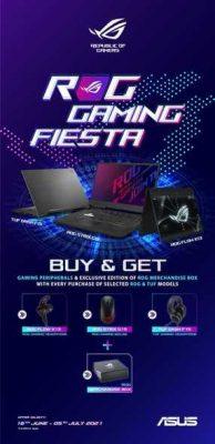 Asus Laptop Campaign
