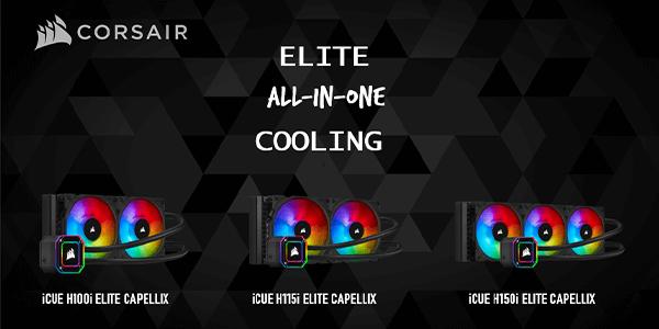 Corsair-New-Elite-Capellix-Series-Cooler