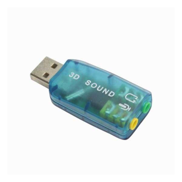 USB to Sound Card